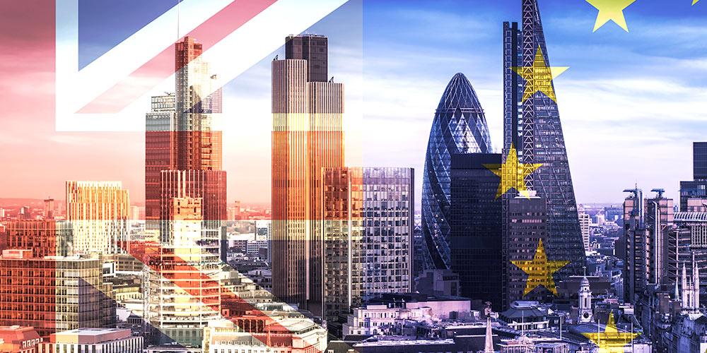 Risultati immagini per fuoriuscita della Gran Bretagna dall'Unione europea