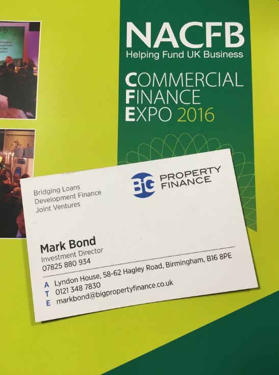 Commercial Finance Exhibition